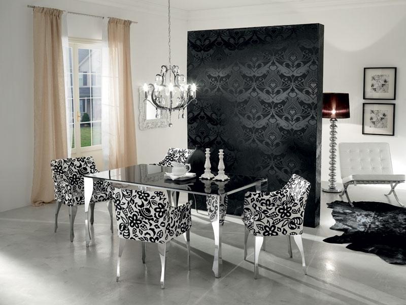 Tavoli e sedie soluzioni d 39 arredosoluzioni d 39 arredo - Tavolo barocco moderno ...