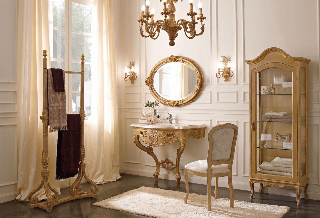 Classico soluzioni d 39 arredosoluzioni d 39 arredo - Arredo bagno classico elegante prezzi ...