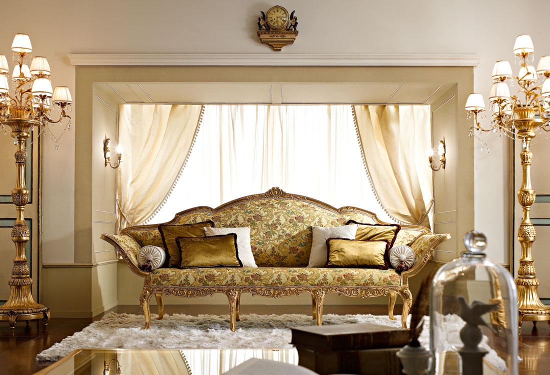 Classico soluzioni d 39 arredosoluzioni d 39 arredo for Arredare casa in stile classico
