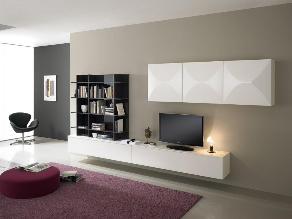 Pareti attrezzate soggiorno design: un soggiorno nuovo blog ...