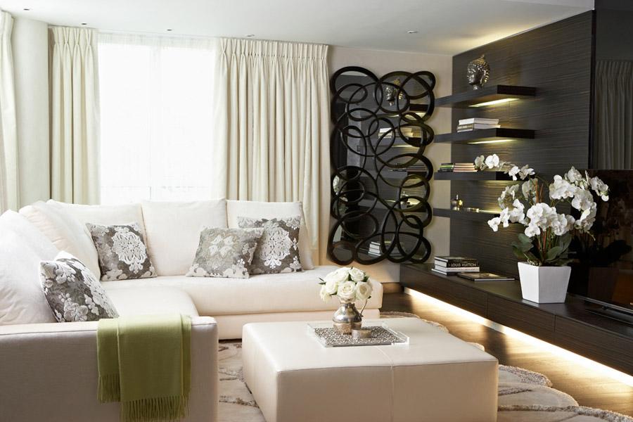 Arredare soggiorno in stile contemporaneo ~ neburisky.net