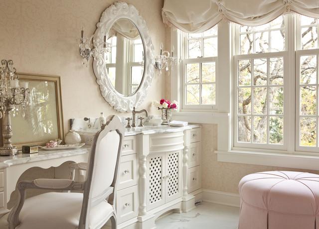 Specchio bagno shabby u idea d immagine di decorazione