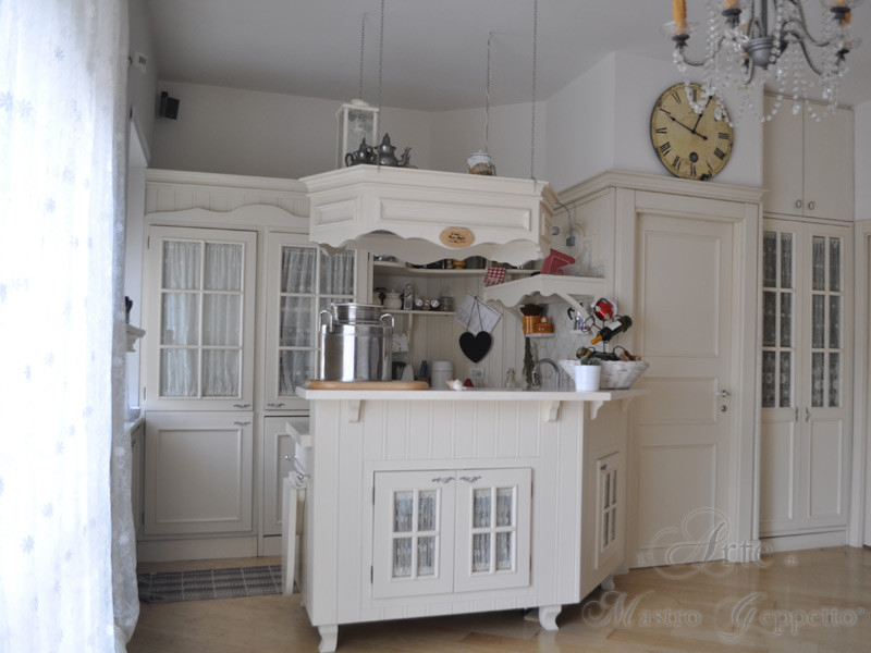 Img shabby chic small soluzioni d 39 arredosoluzioni d 39 arredo - Cucine shabby chic ...