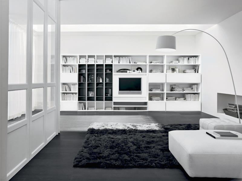 Soluzioni Arredo Soggiorno Piccolo ~ Idee per il design della casa